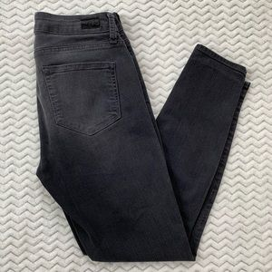 PAIGE Verdugo Ankle Jeans In Roy Grey